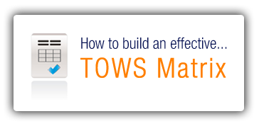 Effective TOWS Matrix