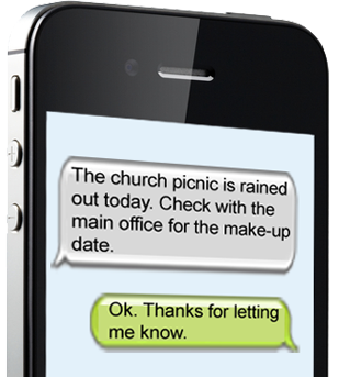 VolunteerHub Text Messaging