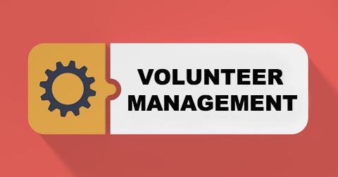 volunteer management tag