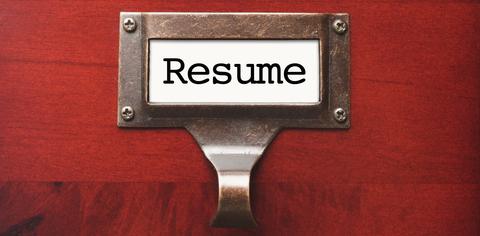 volunteer resumes