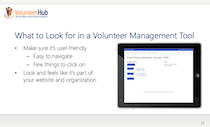ebook volunteerhub