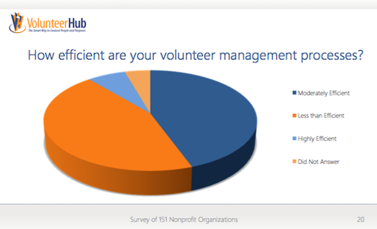 volunteer management excel