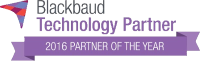 Blackbaud Technology Parnter logo