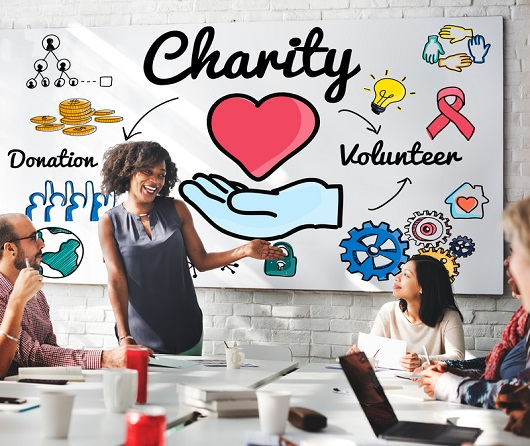 Charity teaches staff how to secure volunteer grants