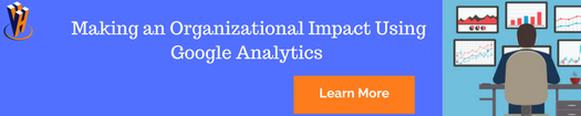 Analytics can make a difference for nonprofits