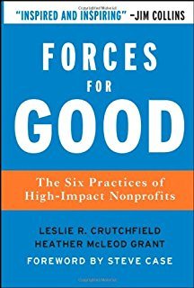 Forces of Good - Great Book for Nonprofit Leadership
