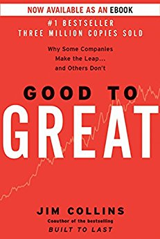 Good to Great - Great Books for Nonprofit Leadership