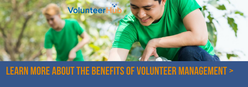 Learn more about how volunteer management software can address a common nonprofit management issue