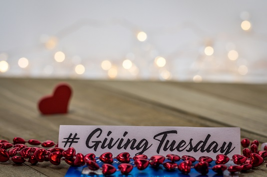 Making the Biggest Impact on #Giving Tuesday 2019