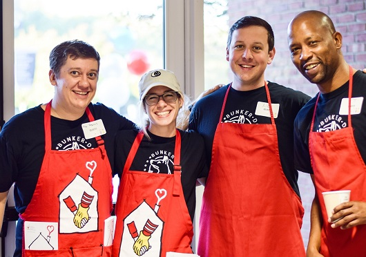 Ronald McDonald House Volunteers