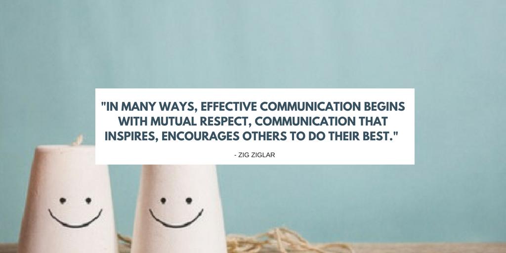 No-Show Volunteer - Use Effective Communication