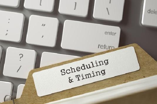 volunteer scheduling software