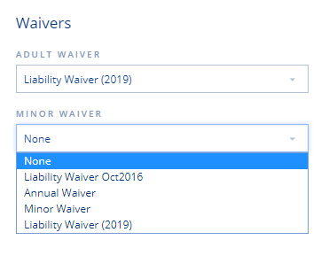 Volunteer Waivers