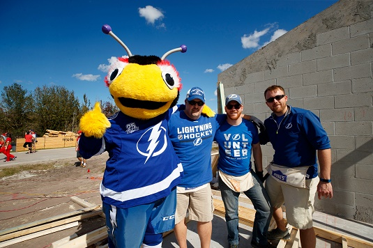 Tampa Bay Lightning - VolunteerHub