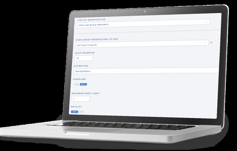 Make Modification - Event Editor