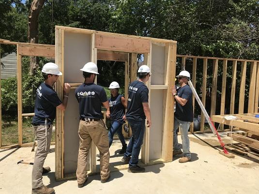Habitat NOVA Volunteer Program