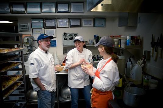 Miriam's Kitchen Volunteers