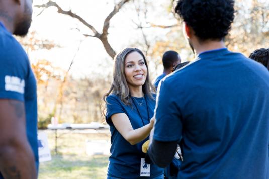 Engaging Lapsed Volunteers